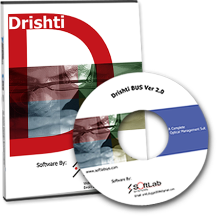 Does Drishti Software provides solution as per retail shop sizes?
